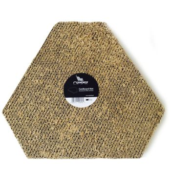 Cardboard Mat - accessory for the MIA cat house