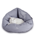 EMI grey Cat Bed
